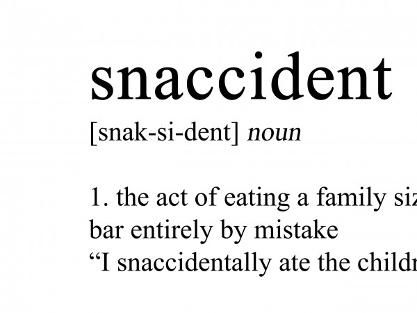 Snaccident Definition Print