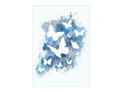 Butterflies Poster Print