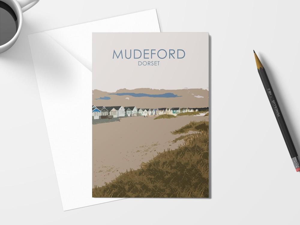Mudeford Card