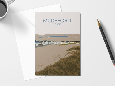 Mudeford Card