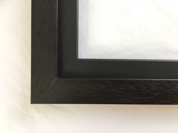 50 x 20cm Painted Wooden Frame