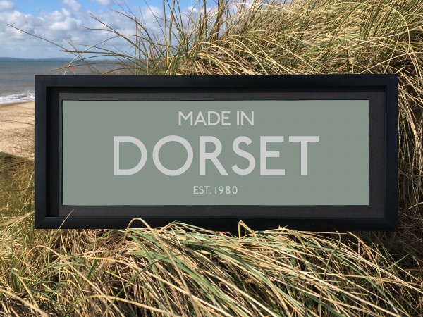 Made in Dorset Print