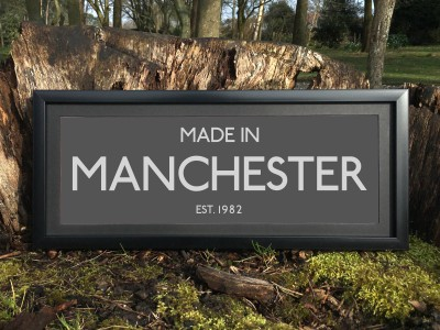 Made in Manchester Print