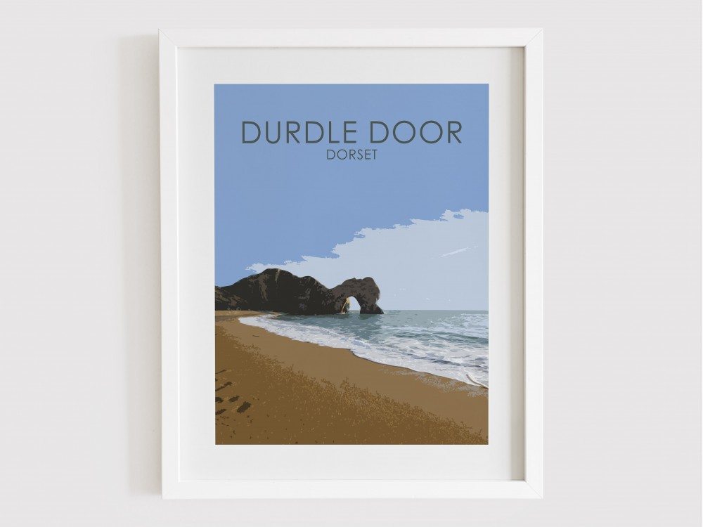 Durdle Door Print
