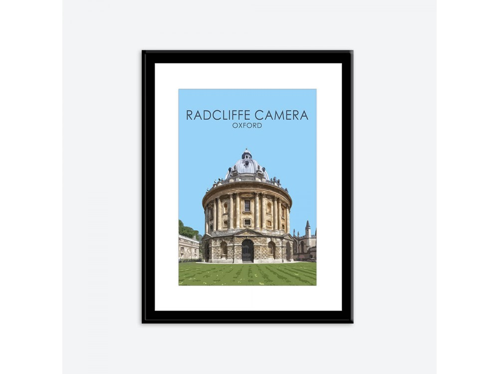 Radcliffe Camera Poster Print