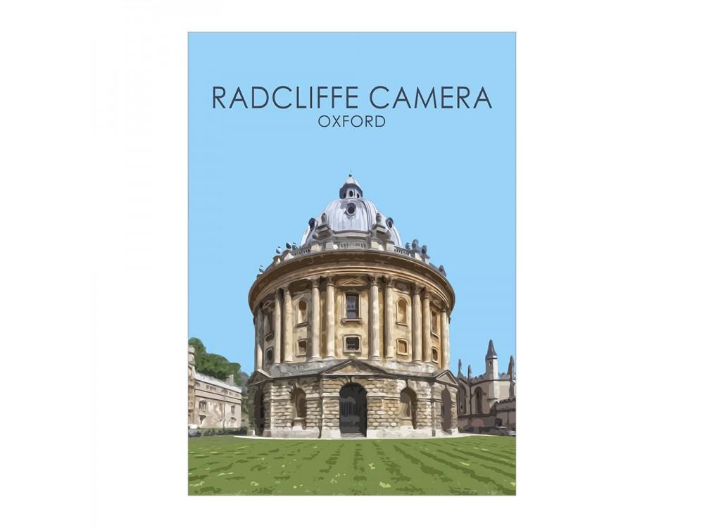 Radcliffe Camera Print