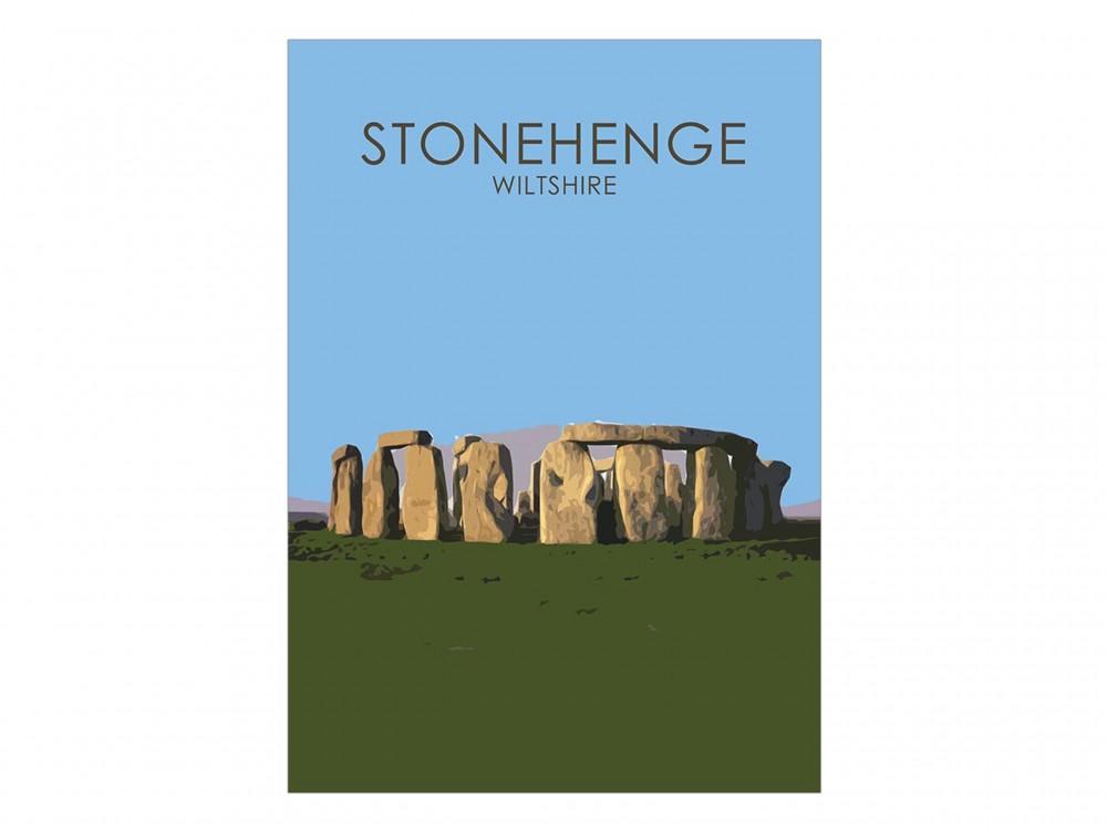 Stonehenge Poster Print