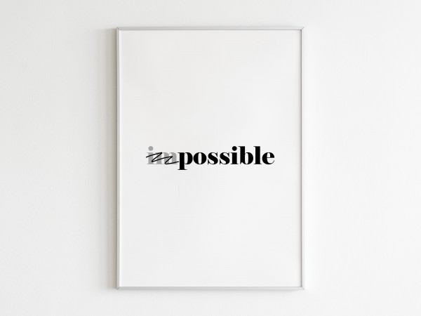 Impossible Print