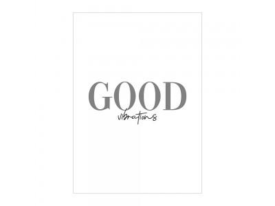 Good Vibrations Poster Print