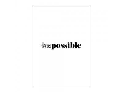 Impossible Poster Print