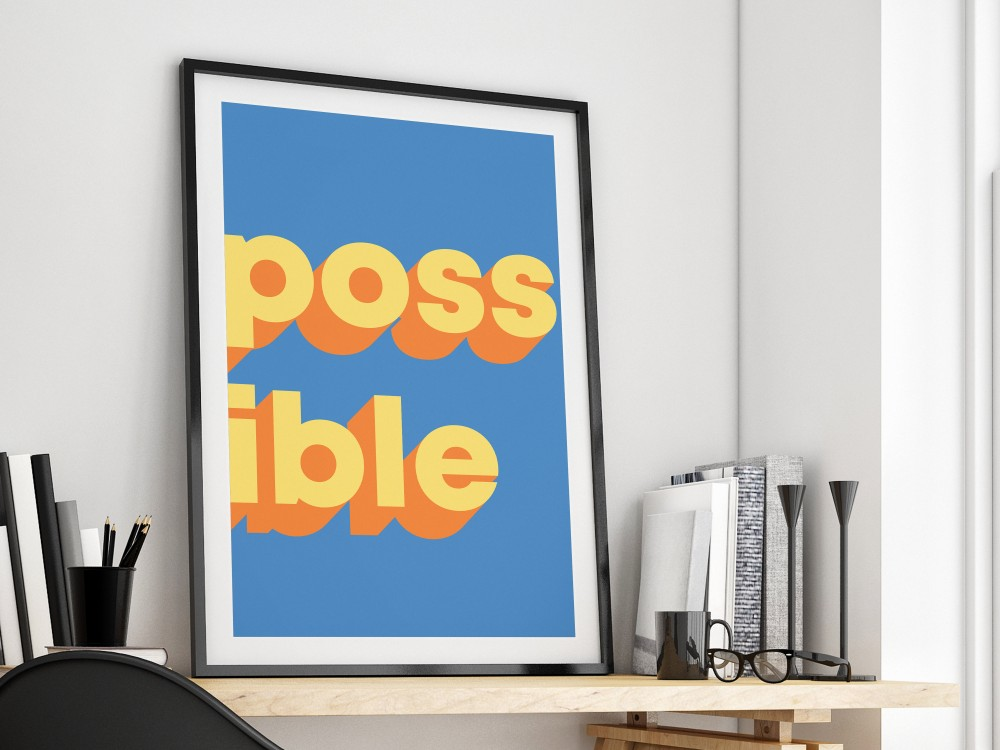 Possible Print - Super Charged