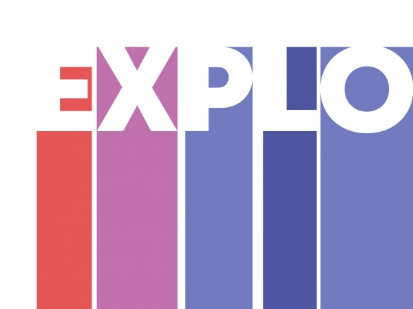 Explore Print - Berry